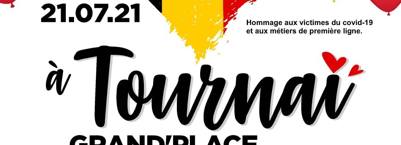 affiche concert ville de tournai